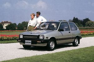 Suzuki Swift | To ju� 30 lat