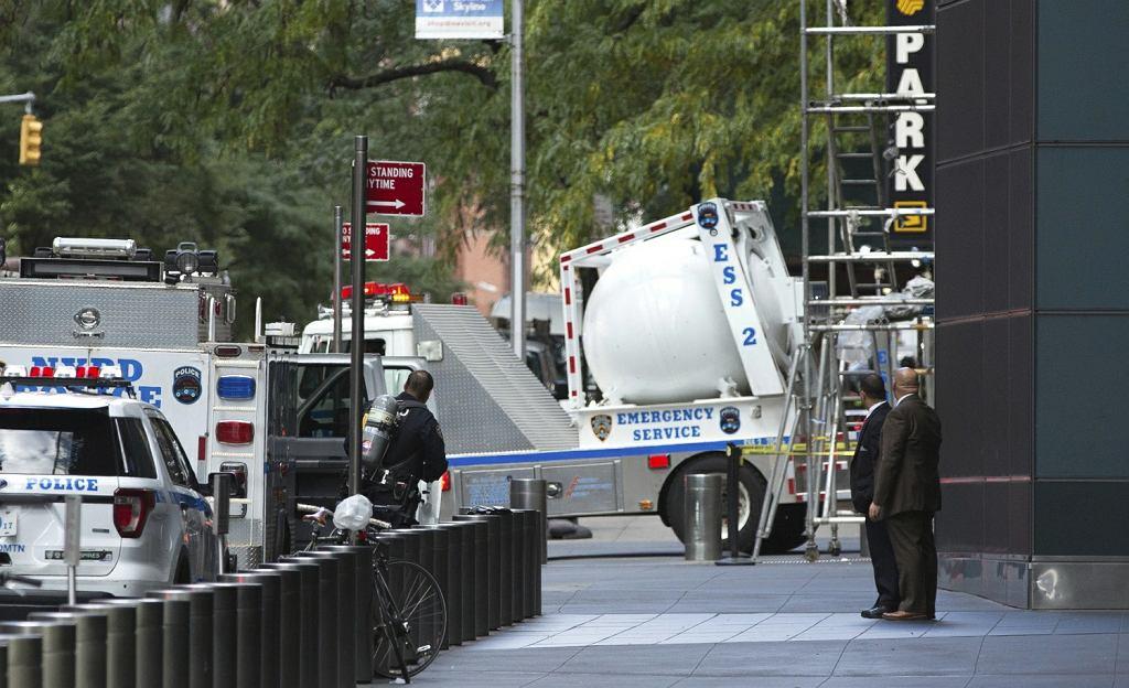 USA: 'urządzenie wybuchowe' w paczce wysłanej do CNN. Inne m.in. do Clinton i Obamy