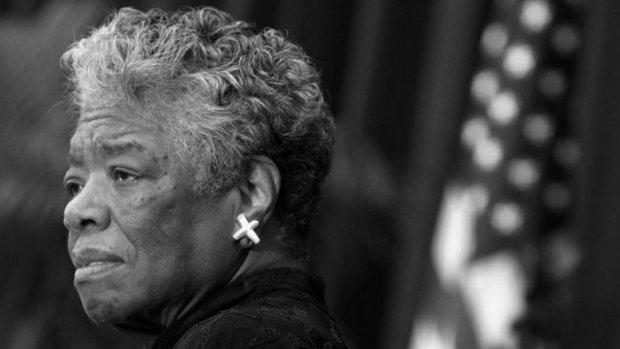 Zmar�a Maya Angelou, ikona literatury afroameryka�skiej