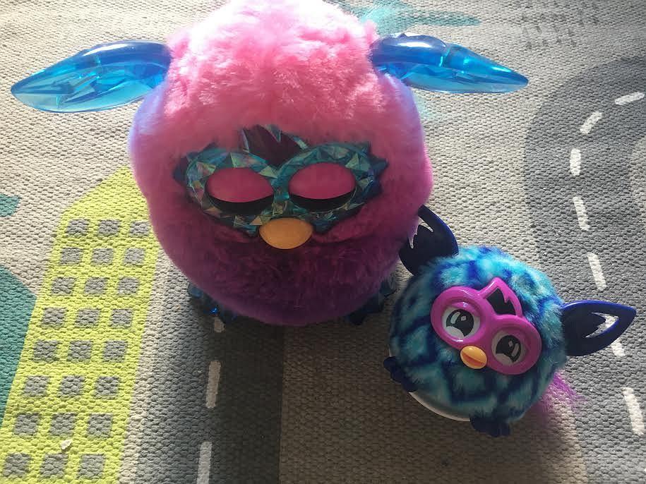 Furby Boom: cena, aplikacja. A może Furby Furblings ...