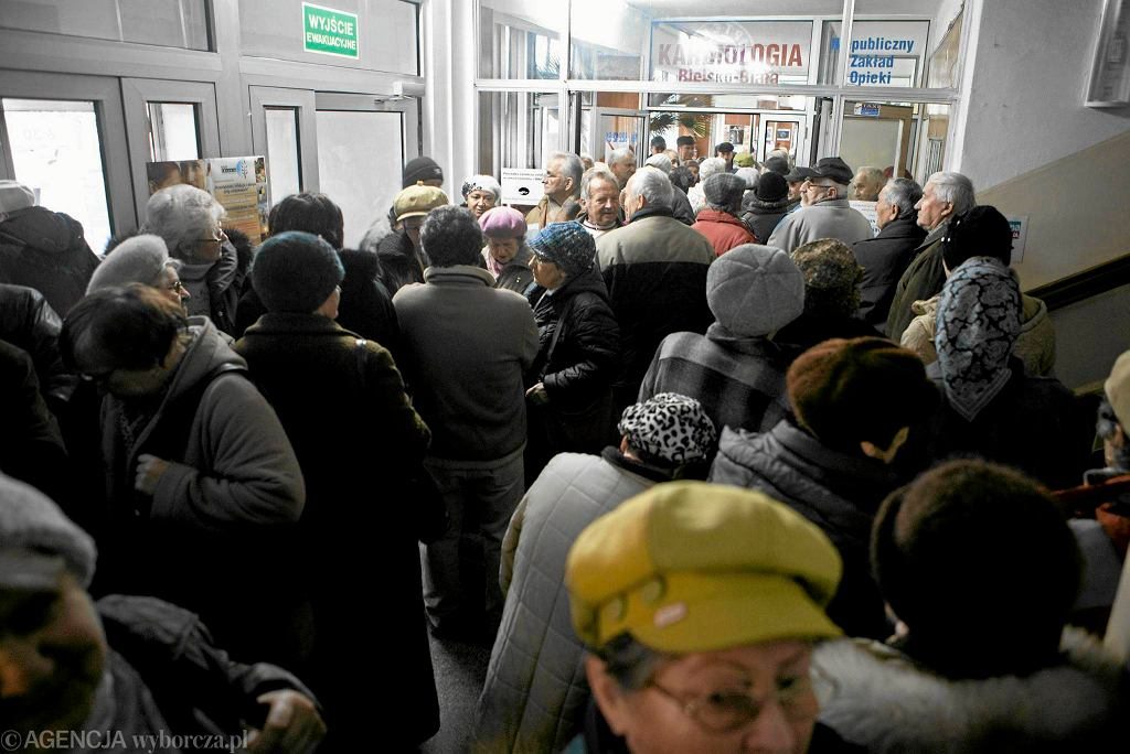 Zdjęcie numer 1 w galerii - Polacy nie czekają w kolejkach. Sami wykładają 40 mld zł rocznie na zdrowie. 70 proc. na badania