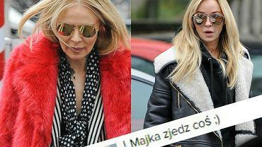 Maja Sablewska jest coraz szczuplejsza? Fani nie mają wątpliwości. A co Wy sądzicie? Zobaczcie najnowsze zdjęcia stylistki.