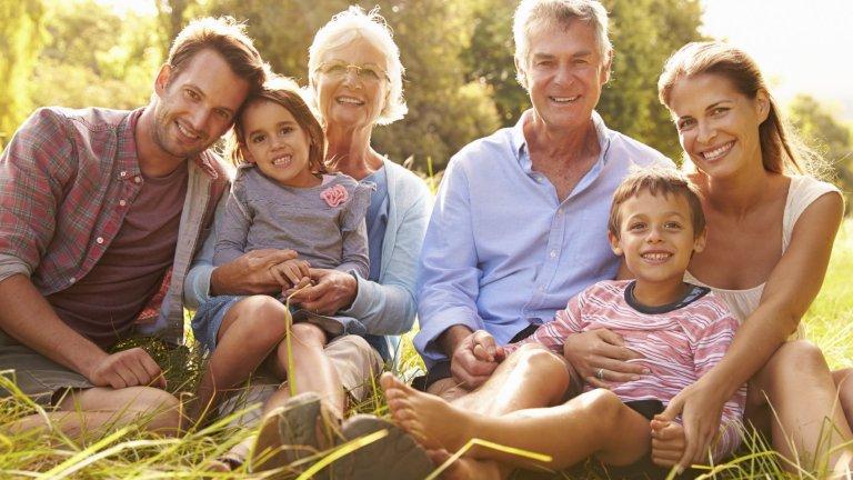 Z rodziną dobrze wychodzi się tylko na zdjęciu? Nie! A Dzień Rodzin to dodatkowy powód do świętowania.