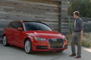 Wideo | Audi A3 e-tron wyśmiewa Priusa