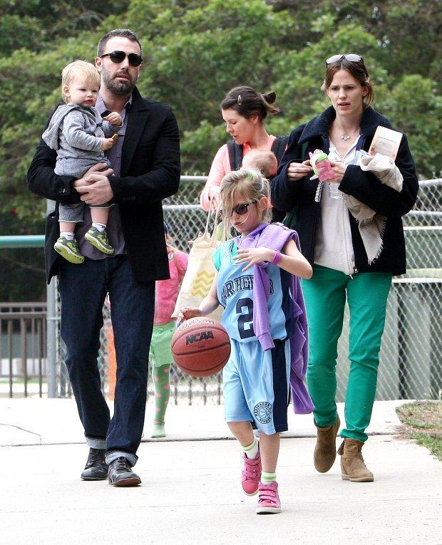 Ben Affleck i Jennifer Garner