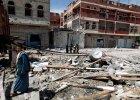 Omyłkowy atak koalicji na szpital Lekarzy bez Granic w Jemenie