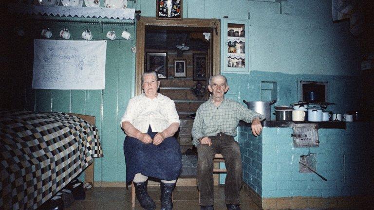 Zofia Rydet, zdjęcie z cyklu 'Zapis socjologiczny', 1978-1990, dzięki uprzejmości Fundacji im. Zofii Rydet