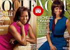 """Michelle Obama ponownie na ok�adce """"Vogue"""". Pierwsza dama w obiektywie pierwszej fotografki Ameryki - Annie Leibovitz [ZDJ�CIA]"""