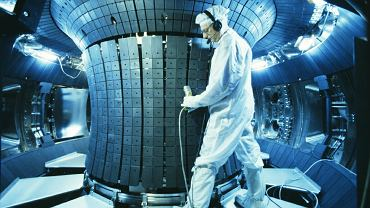 Tokamak to jedyne urządzenie, w którym można obecnie przeprowadzić kontrolowaną reakcję termojądrową