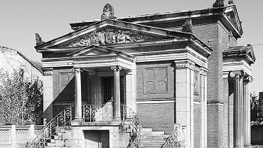 Mauzoleum w Kopicach