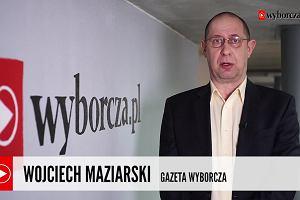 Tylnymi drzwiami do władzy i na spotkania ze zwolennikami - wyjazdy prezesa PiS komentuje Wojciech Maziarski
