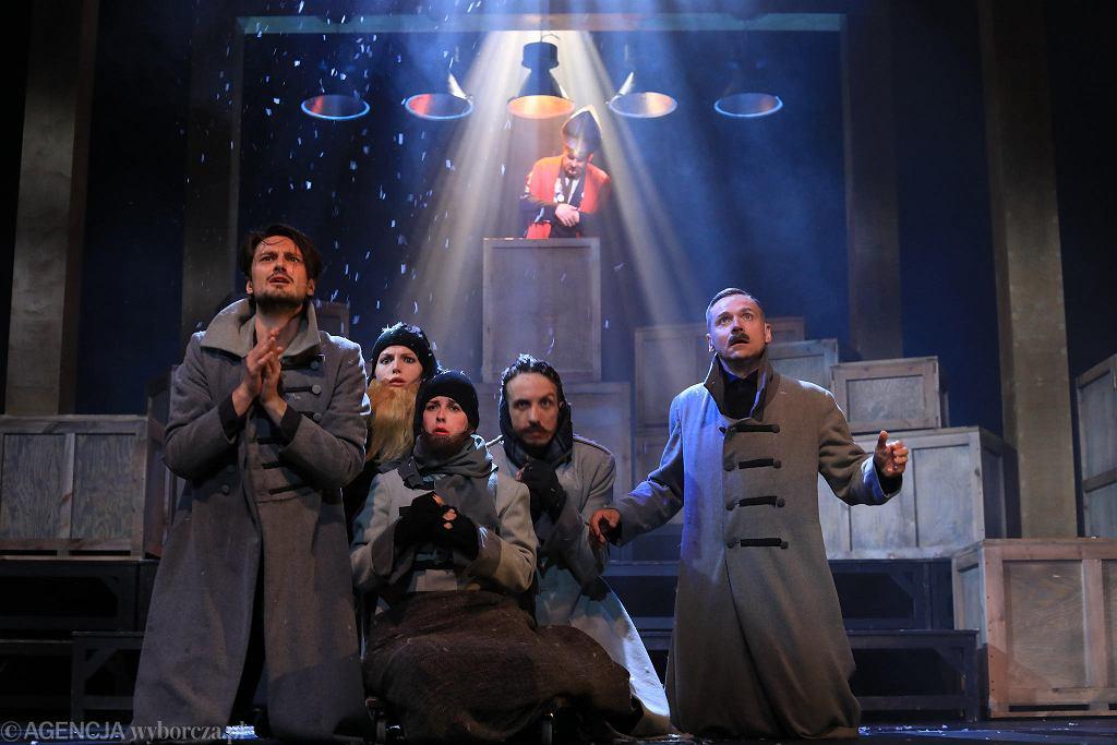 Próba 'Bema!' w Teatrze Syrena / JACEK MARCZEWSKI