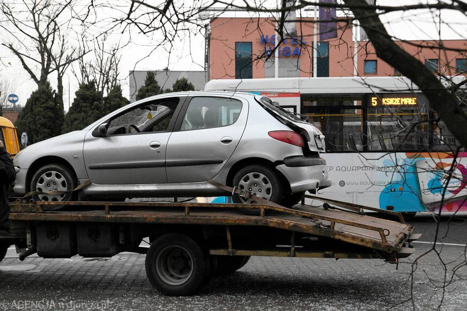 Wrocławscy kierowcy płacą najdroższe ubezpieczenie OC