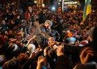 Marsz Miliona, barykady przed siedzibą rządu, zniszczenie pomnika Lenina [PODSUMOWANIE DNIA W KIJOWIE]