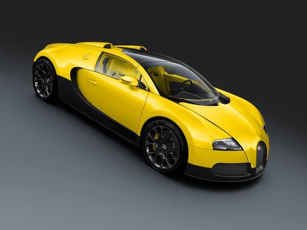 Bugatti Veyron | Jedno superauto w wielu odsłonach