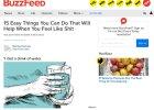15 rzeczy, kt�re mog� pom�c, gdy czujesz si� g�wnianie