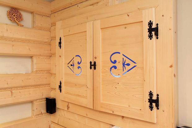 drewno w domu, wystrój wnętrz, aranżacje wnętrz