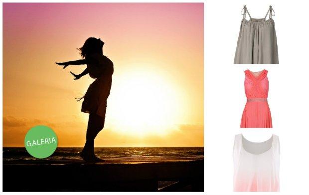 Przegl�d: przewiewne bluzki i sukienki od bonprix. Idealne na lato!