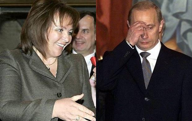 W�adimir Putin rozsta� si� z �on� po 30 latach ma��e�stwa