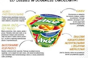 Co siedzi w jogurcie owocowym?