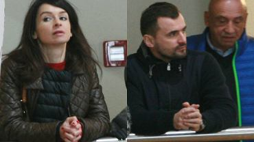 Marta Kaczyńska i Marcin Dubieniecki byli razem na zawodach jeździeckich ich córki Martyny. To ich pierwsze wspólne zdjęcia od rozwodu w listopadzie.