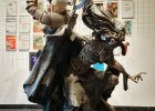 Pamiętacie rzeźbę wiedźmina Artura Wochniaka? Może być wasza