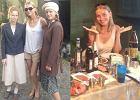 Joanna Moro pozuje na planie serialu i ucztuje z rosyjskimi rybakami. Daniem specjalnym by�y...