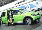 Użytkowe nowości Volkswagena