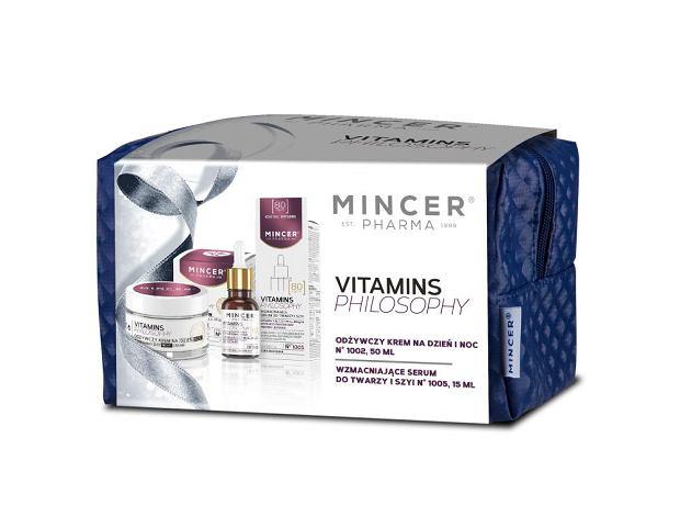f8ede3568c Piękny prezent pod choinkę Świąteczne zestawy kosmetyków Mincer Pharma