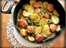 Zimowa patelnia, czyli zapiekane ziemniaki z nut� orientalnych przypraw - ugotuj