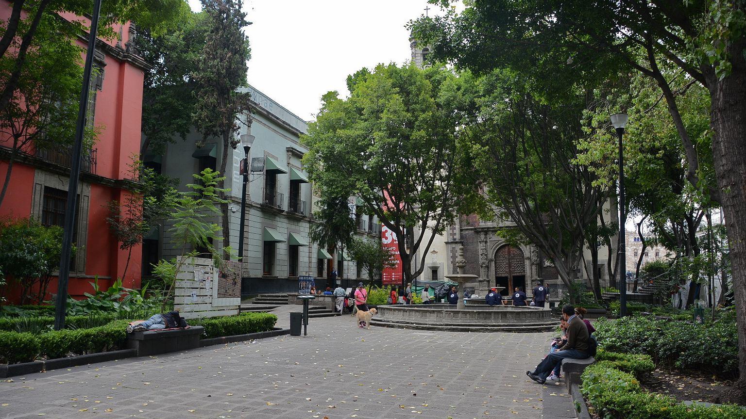 Centrum Meksyku