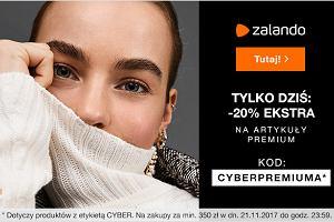Tylko dziś: -20% na luksusowe marki w Zalando. Mamy dla Was kod zniżkowy!