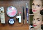Nowości kosmetyczne w akcji: prosty makijaż dla zielonych oczu