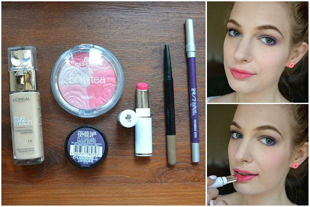 Nowości Kosmetyczne W Akcji Prosty Makijaż Dla Zielonych Oczu