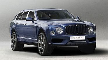 Bentley Mulsanne SUV koncept