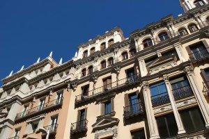 Architektoniczny szept, kt�ry krzyczy, czyli wyj�tkowy pomnik w Madrycie. Architecture is a good idea