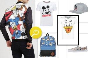 Disney i sp�ka na (jego) tapecie. Ubrania i dodatki z bajkowym motywem