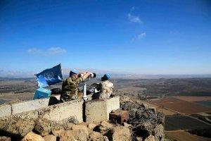 Izraelskie si�y obronne zestrzeli�y syryjski samolot
