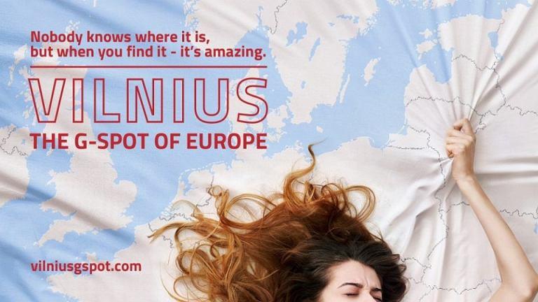 Kampania Vilnius: G-spot of Europe