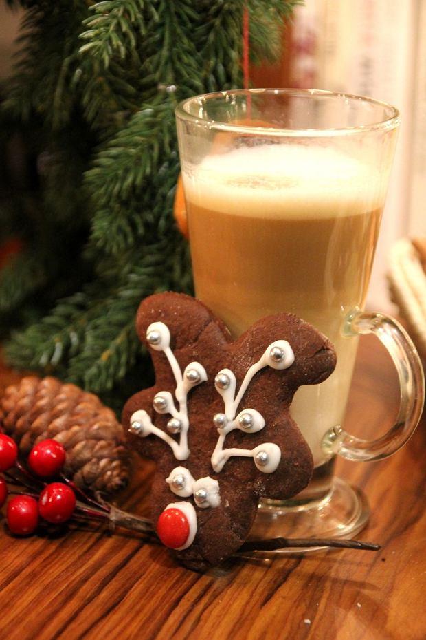 Kawowe pierniczki