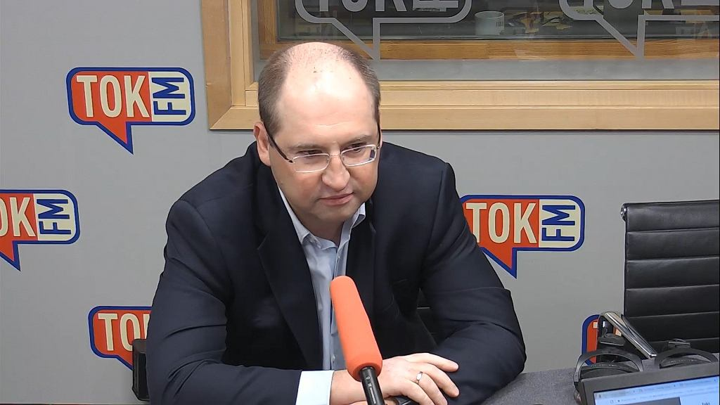 Adam Bielan w TOK FM