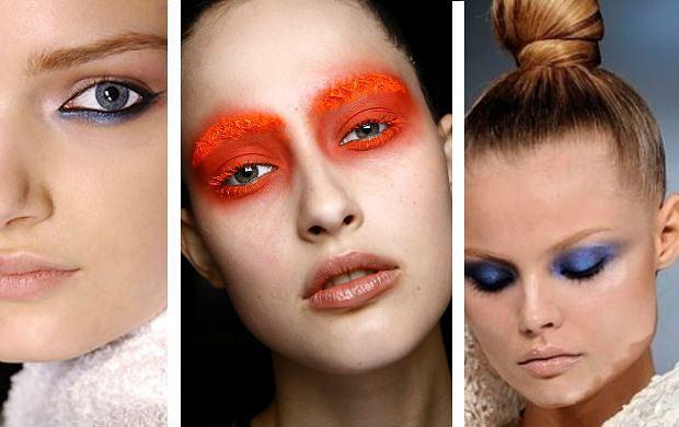 Spojrzenie w kolorze blue - najlepszy makija� dla niebieskich oczu