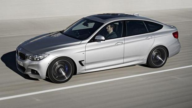 Salon Genewa 2013   BMW serii 3 GT - pierwsze zdjęcia