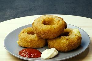 Onion ring to rule them all... czyli cebulowe krążki