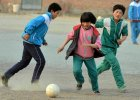 Pi�ka no�na w Chinach. Futbolowe marzenie przewodnicz�cego Xi Jinpinga