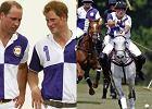 Ksi�na Kate wypoczywa�a, a ksi��� William walczy� o zwyci�stwo w meczu polo