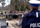 Zbezczeszczony grobowiec w L�borku. Kto� mia� wykra�� zw�oki