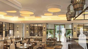 "Restauracja ""Brasserie"" w hotelu Victoria"