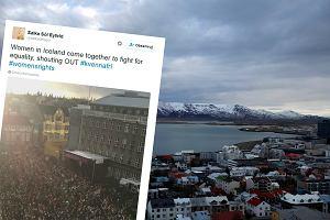 Islandia: Wysz�y z pracy punktualnie o 14.38. Dlaczego o tej porze? Chodzi o wa�n� spraw�