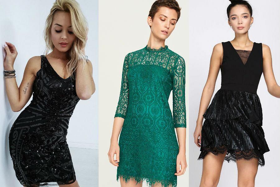 Sukienki na andrzejki